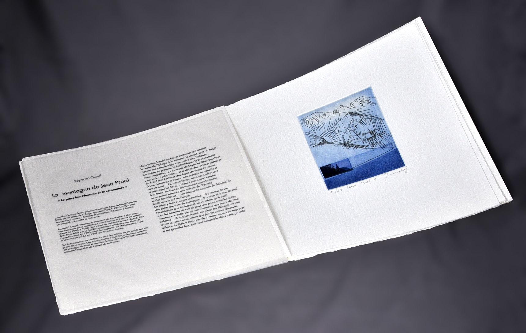 Montagne de Jean Proal (La) | Oursel, Raymond. Auteur