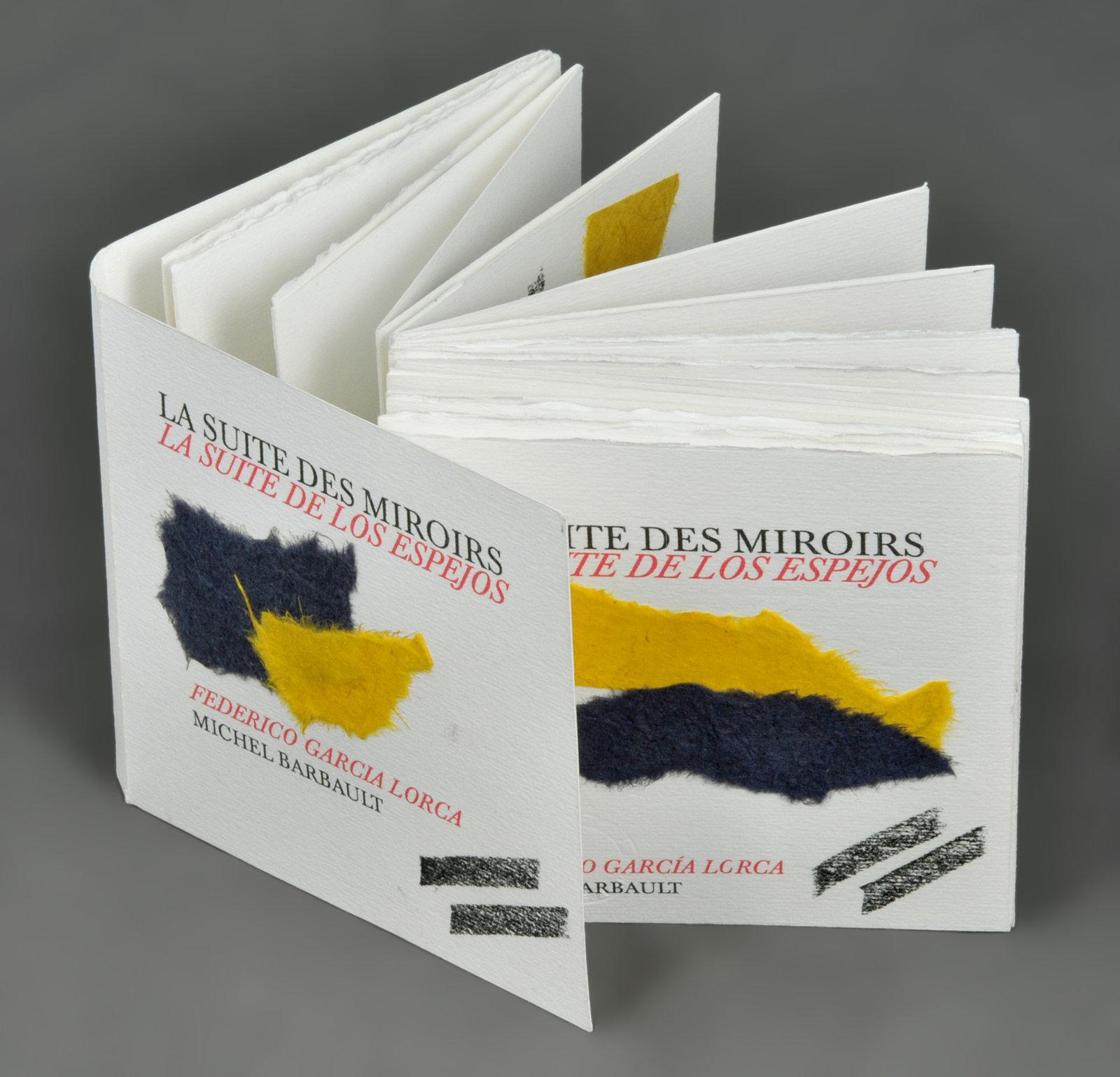 Suite des miroirs (La) = La Suite de los espejos | Garcia Lorca, Federico. Auteur