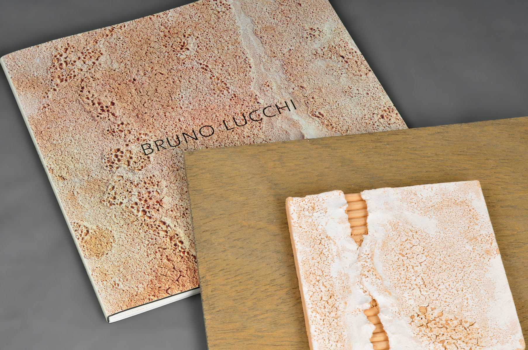 Bruno Lucchi : de l'abstraction à la figuration   Segato, Giorgio. Auteur
