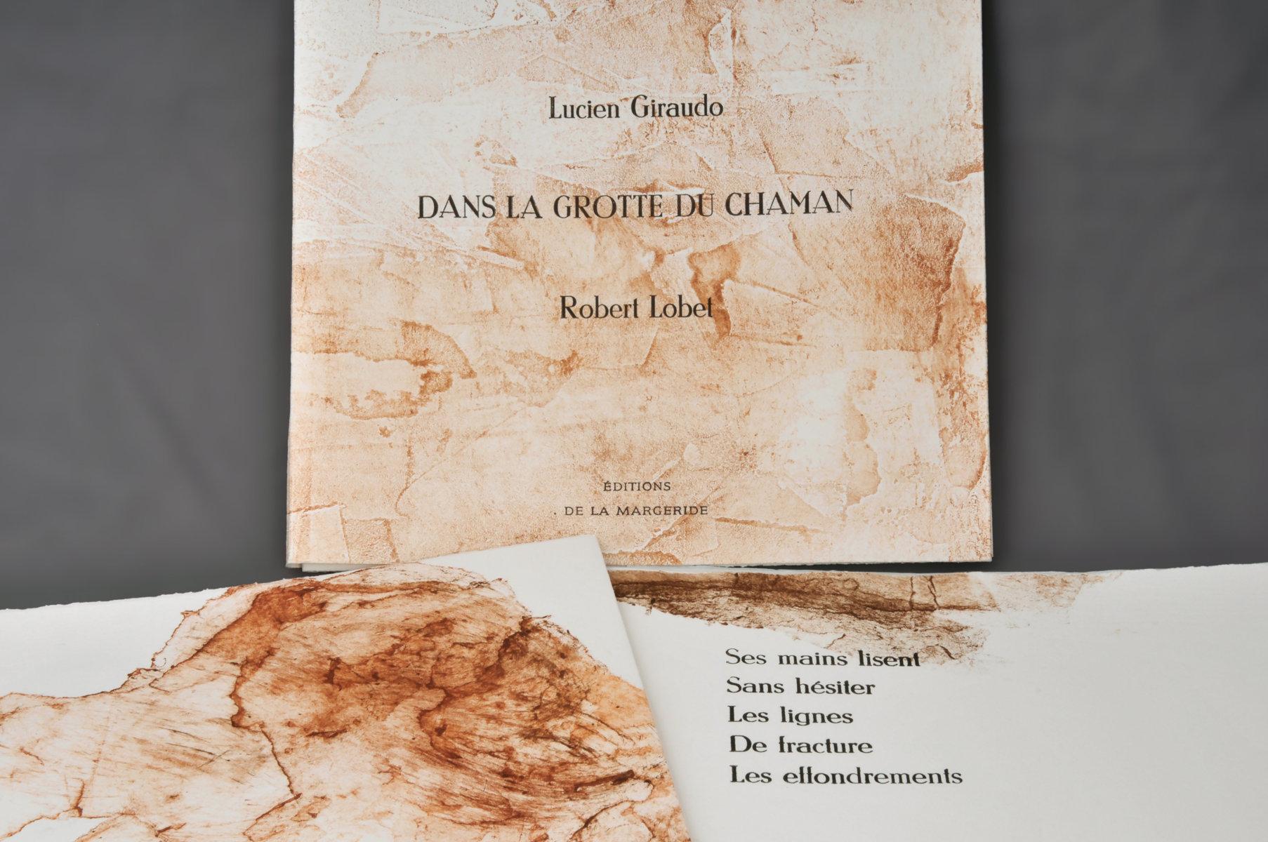 Dans la grotte du chaman | Giraudo, Lucien. Auteur