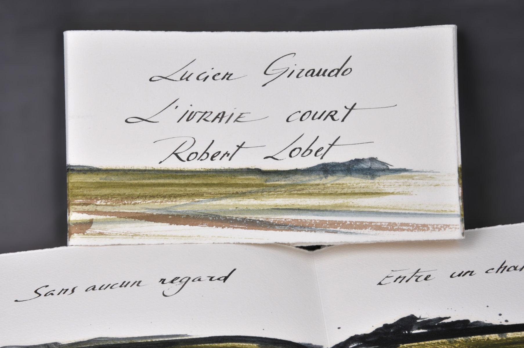 Ivraie court (L')   Giraudo, Lucien. Auteur