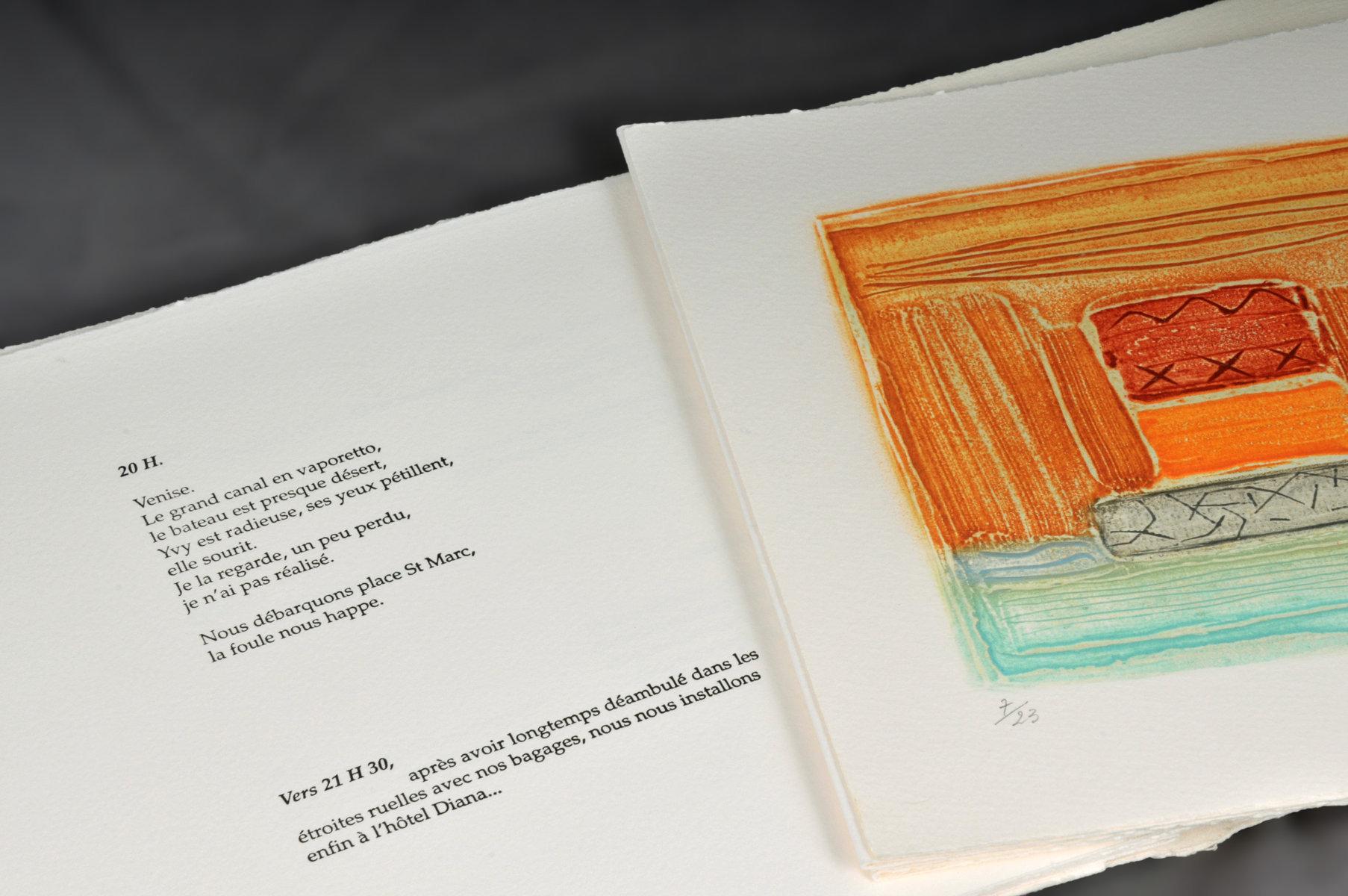Voyage à Venise (Le) | Casula, Gilbert (1960-....). Auteur