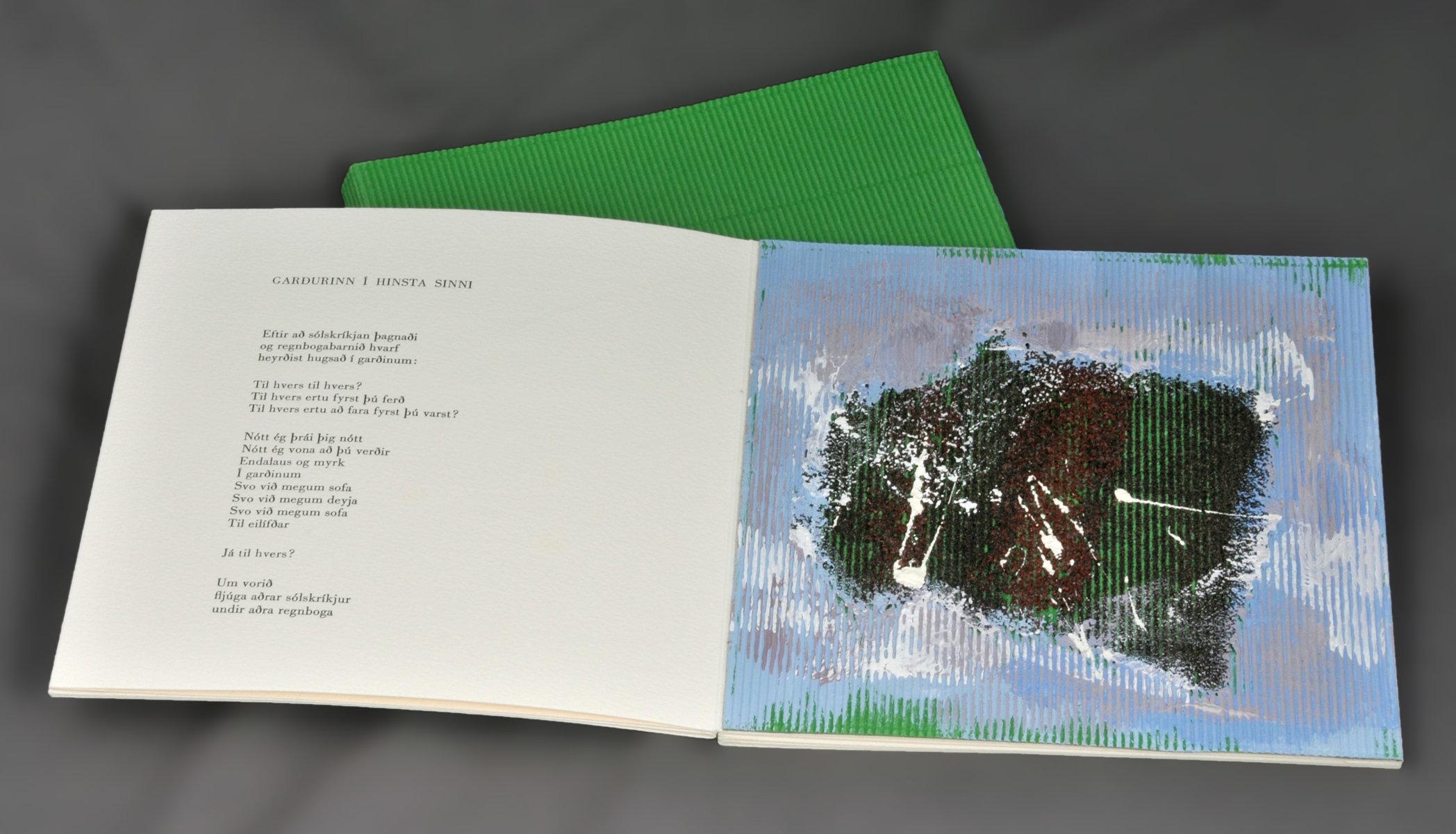 Gardurinn = Jardin | Sigurdur Palsson. Auteur