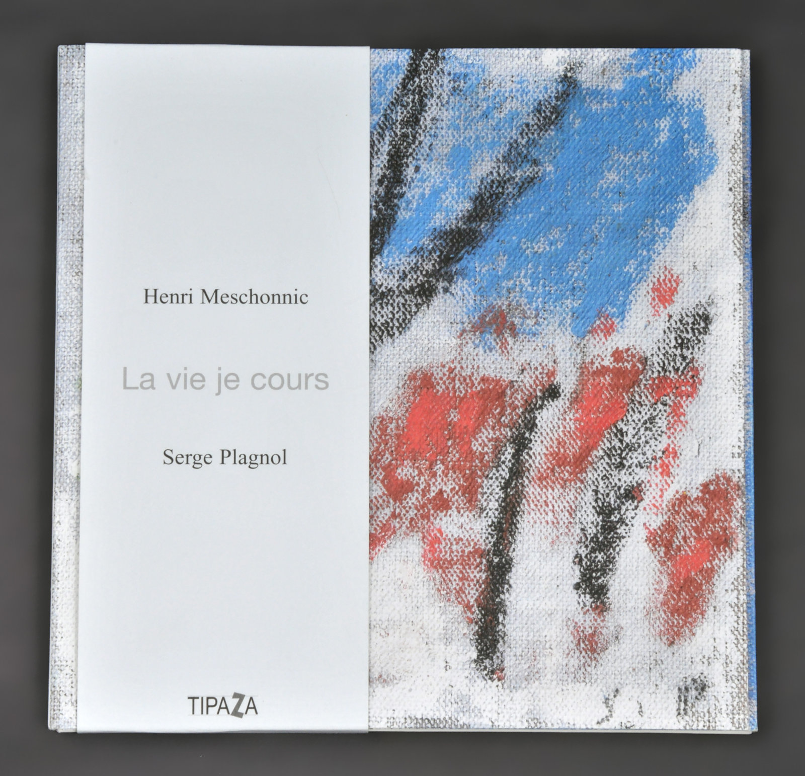 Vie je cours (La) | Meschonnic, Henri (1932-....). Auteur